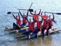 Successful raft building