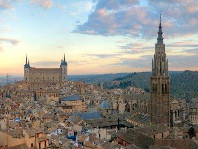Visit Toledo with 1 night accommodation