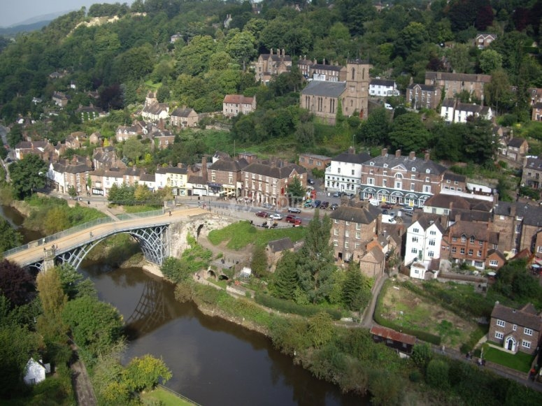 Ironbridge and River Severn