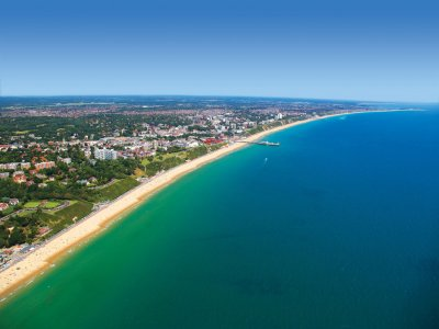 Helicopter Flight, Bournemouth & Sandbanks, 20min