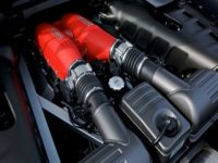 under the hood of the Ferrari 360