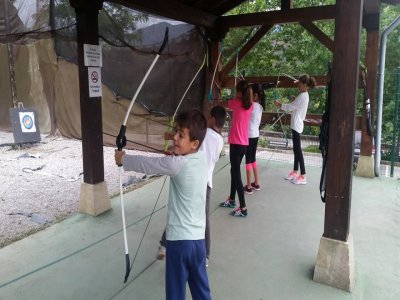 Birthday with activities in laser tag Cabuérniga