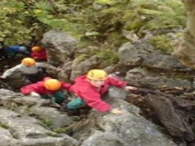 The Activities Group (North) Ltd Canyoning