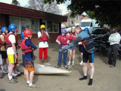 The Activities Group (North) Ltd Kayaking