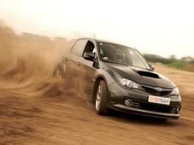Everyman Racing at Prestwold Rally Driving