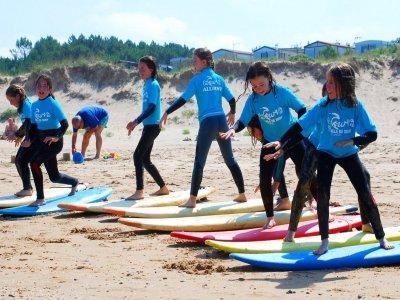Eix Estels Campamentos de Surf