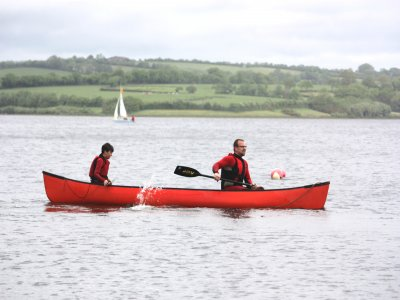 Outdoor + Active Roadford Canoeing