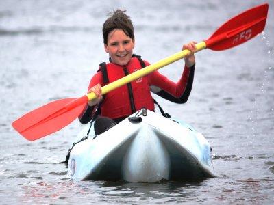 Outdoor + Active Roadford Kayaking