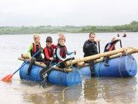 Successful Rafting
