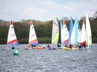 Group sailing