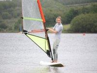 Windsurfing at Roadford