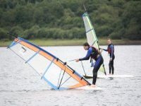 Picking up the windsurfer