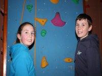 Climbing pair