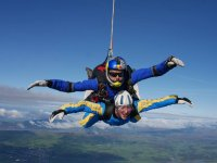 tandem Skydive with For Experienced Jumpers