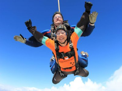 Discover Skydiving