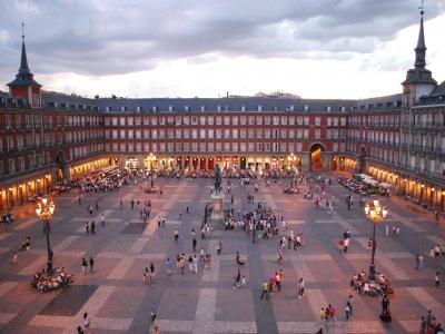 Guided Tour on Plaza Mayor of Madrid
