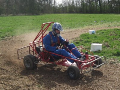 The Activities Group (North) Ltd Karting