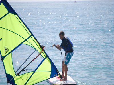 Oxygen Events Windsurf