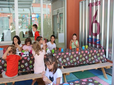 English classes with lunch for kids, Zaragoza