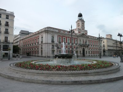 Pack for 4 guided tours through Madrid