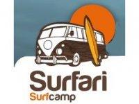 Surfari Surf Camp Paddle Surf