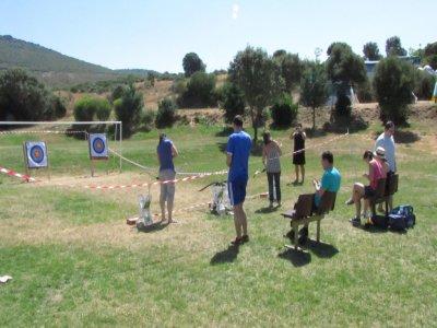 Archery Session in Ciudad Rodrigo 2 Hours
