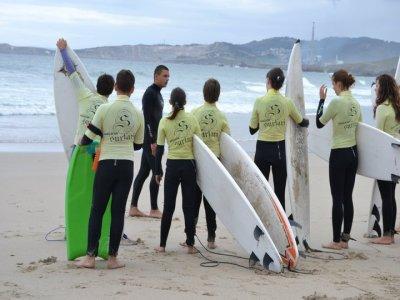 Surfari Surf Camp Campamentos de Surf