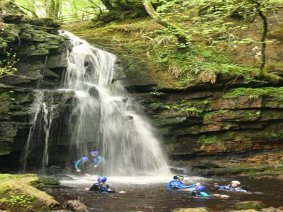 Four Elements Adventure Canyoning
