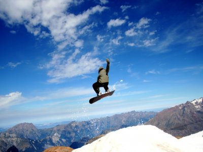Stoke Ski Centre Snowboarding