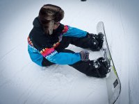 Have a blast with Stoke Ski Centre Snowboarding