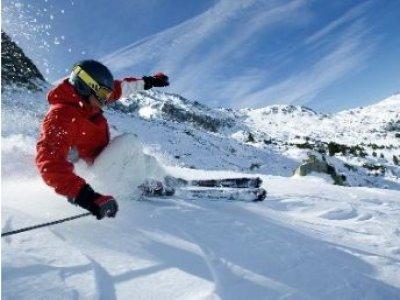 Eolo Actividades Esquí