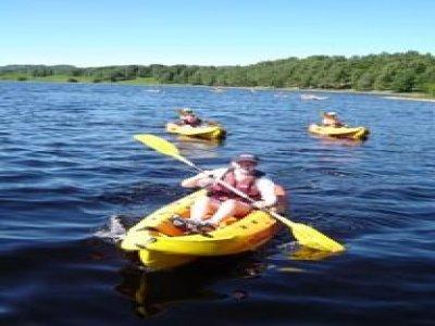 Loch Insh Kayaking