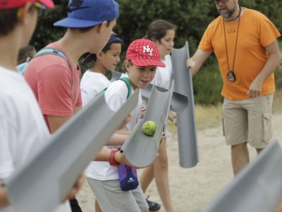 English multi-adventure camp, Ordesa, 2 weeks