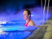 Spa in Alpamare Scarborough Water Park