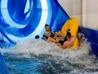 Indoor slides!