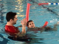 Swimming Lessons for kids at Brean Splash Waterpark