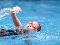 Swimming lessons for competions at Brean Splash Waterpark