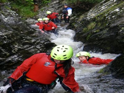 G2 Outdoor Canyoning