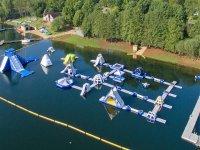 Have a great adventure in Aqua Park Rutland!