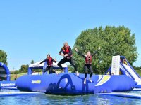 Bring all your family to  Aqua Park Rutland!