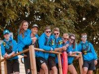 The staff of Aqua Park Rutland.