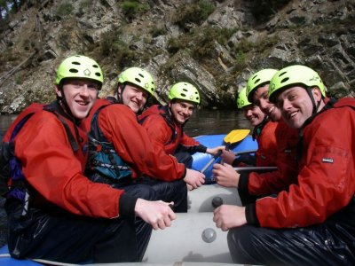 G2 Outdoor Rafting