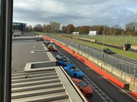 One our race circuit