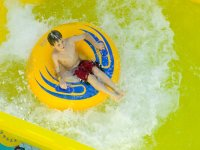 Rapid slides at Splash World Southport!