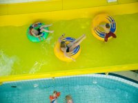 Relax in Rapid slides at Splash World Southport!!