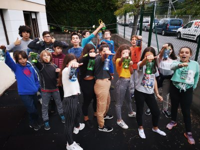Cool School Campamentos de Inglés