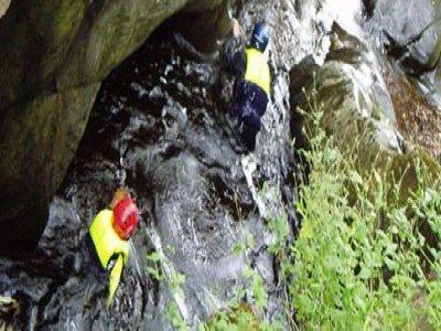 Craggan Outdoors Canyoning