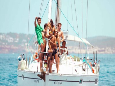 Boat tour for groups, Almería Coast