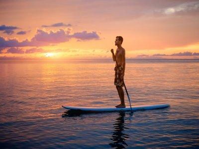 Paddle surf renting Gijón 2h