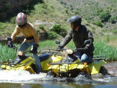 1h quad excursion in Guadalajara